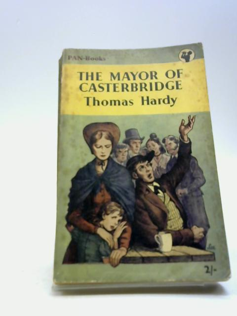 character and fate mayor casterbridge thomas hardy