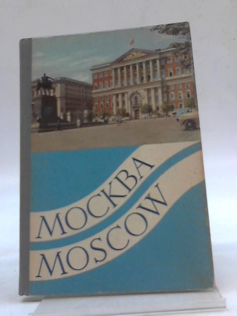 Moscow Picture Book By Unstated