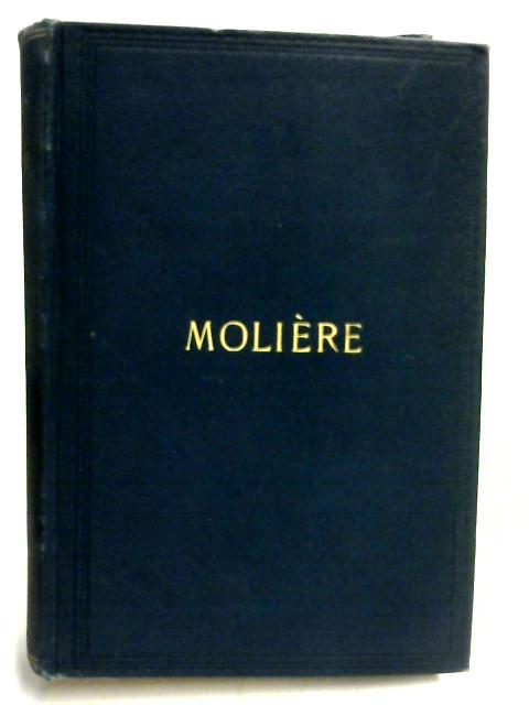 Ceuvres de Moliere: Illustrees by Unknown