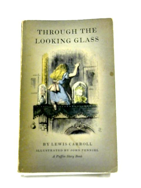 the wacky world of the book through the looking glass by lewis carroll