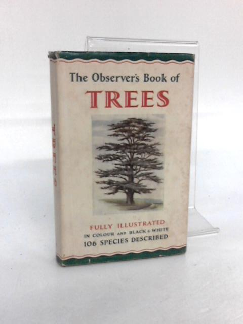 The Observer's Book of Trees by Stokoe, W.J.