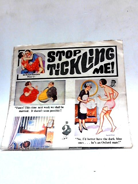 Stop Tickling Me! 50 Mcgill Postcards (Stop Tickling Me) by McGill