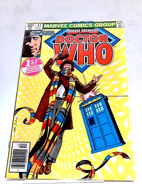 Doctor Who #57 First American Appearance By Anon