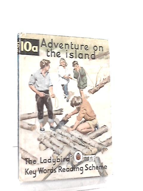 The Adventure Of The Island by W. Murray