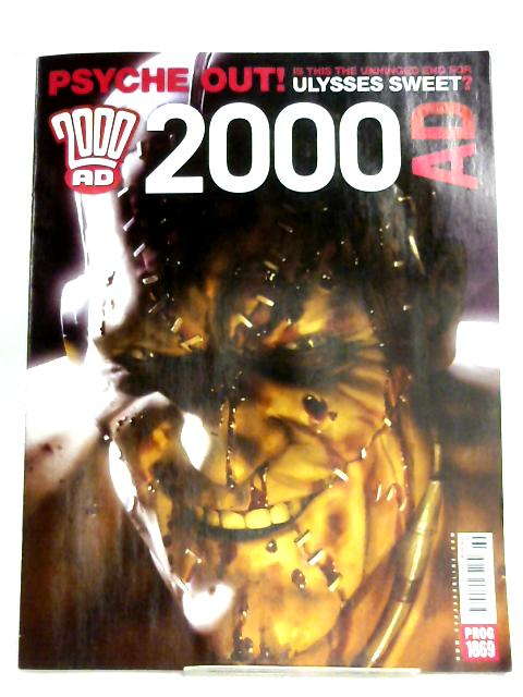 2000AD Comic Prog 1869 by Unknown