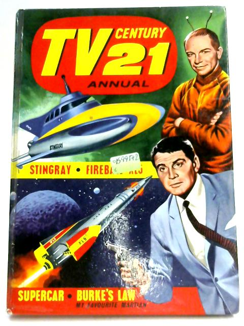 TV Century 21 Annual by Unknown