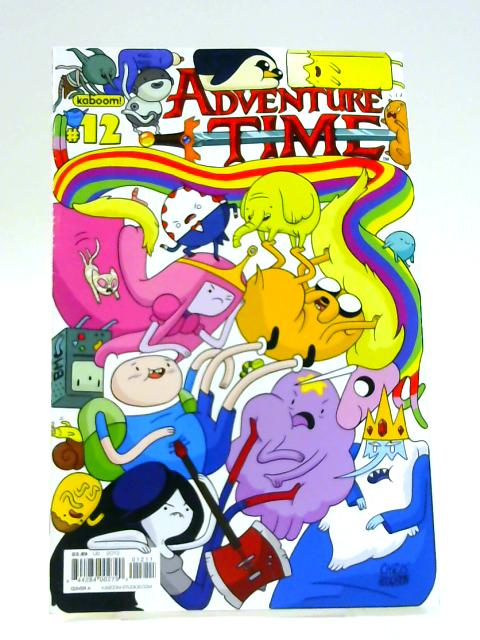Adventure Time: No. 12 (Cover A) by Ryan North