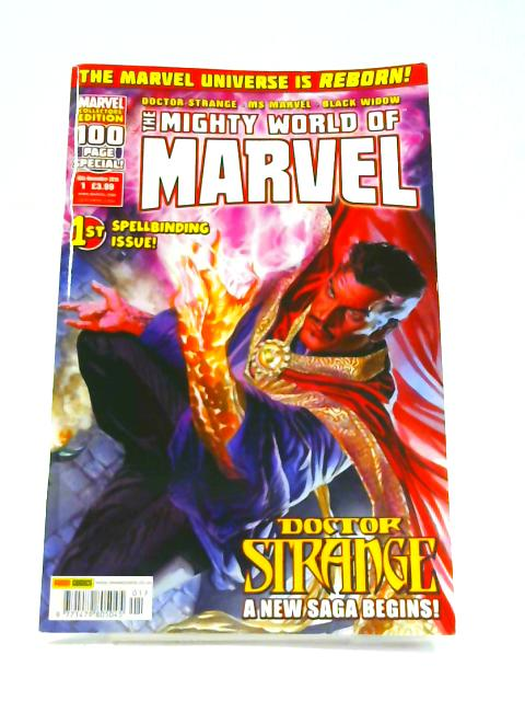 The Mighty World of Marvel: Issue 1 by Jason Aaron