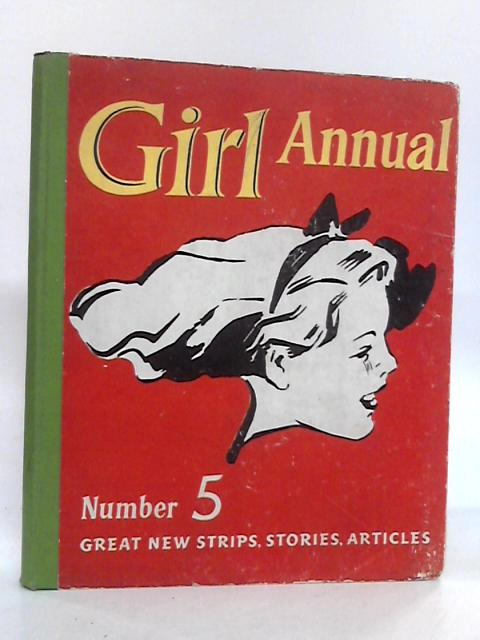 Girl Annual 5 by Various