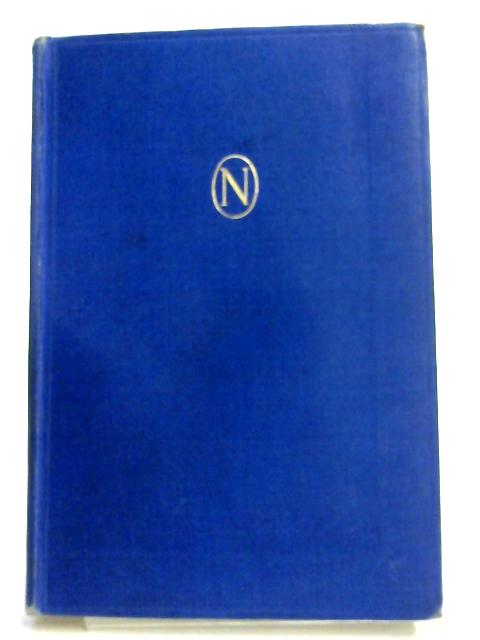 Noble English Second Volume from Thomas Lodge to John Milton By Compiled by Henry Newbolt
