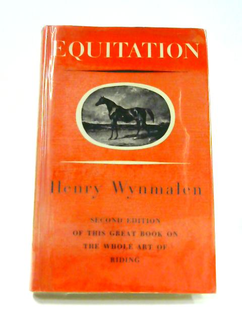 Equitation by Henry Wynmalen