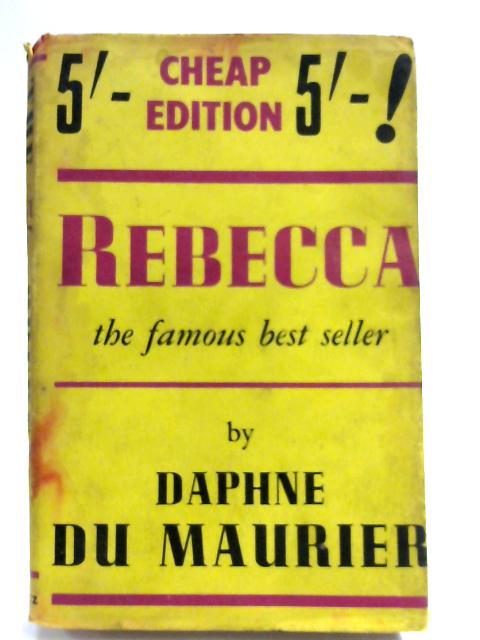 major conflict in rebecca by daphne du maurier