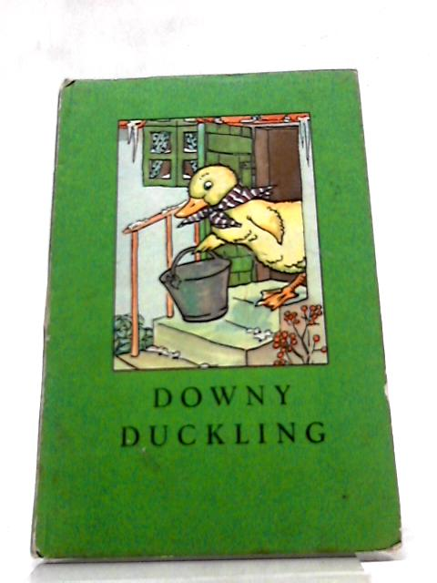 Downy Duckling - Series 401 (Ladybird) by A J MacGregor