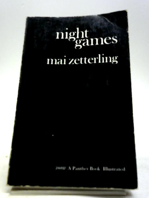 Night Games By Zetterling, Mai
