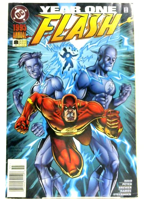 Year One Flash Annual by Various