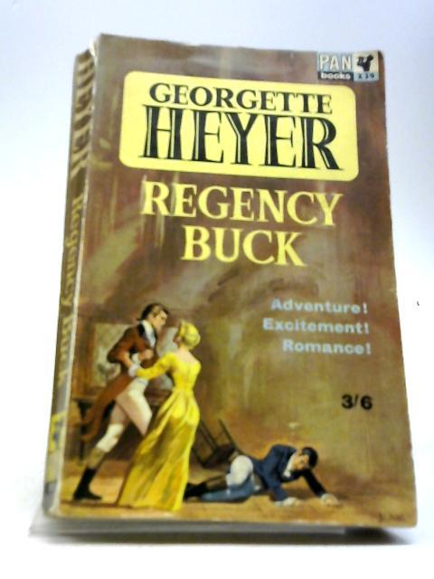 Regency Buck by Heyer, Georgette