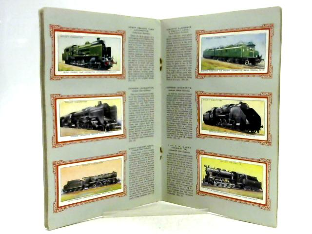 An Album of Railway Engines Issued By W.D. and H.O. Wills by Unknown