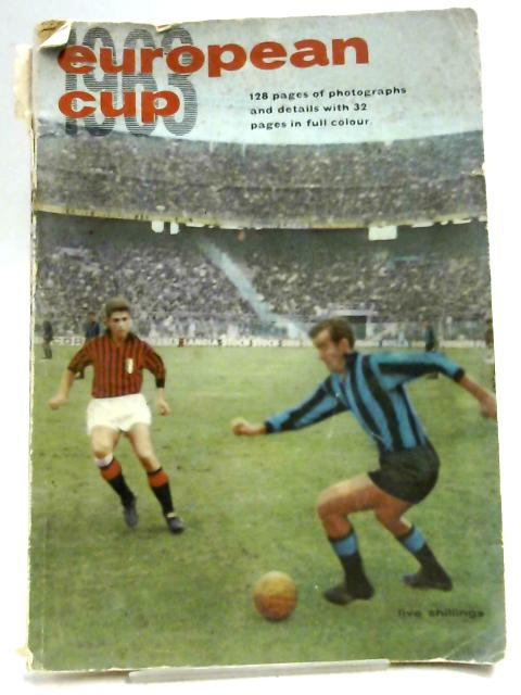 European Cup 1963 by Edited by Velio Vuolo