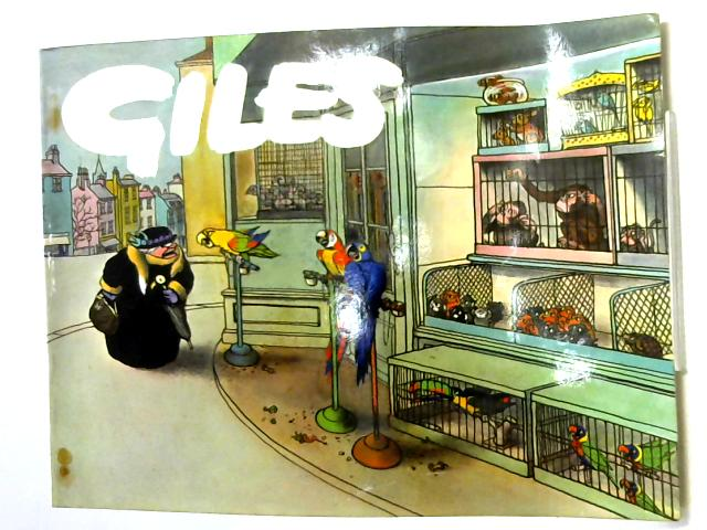 Giles Annual, Seventeenth (17th) Series (1964 - Published 1963) by Giles