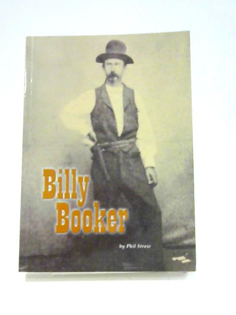 Billy Booker by Phil Straw