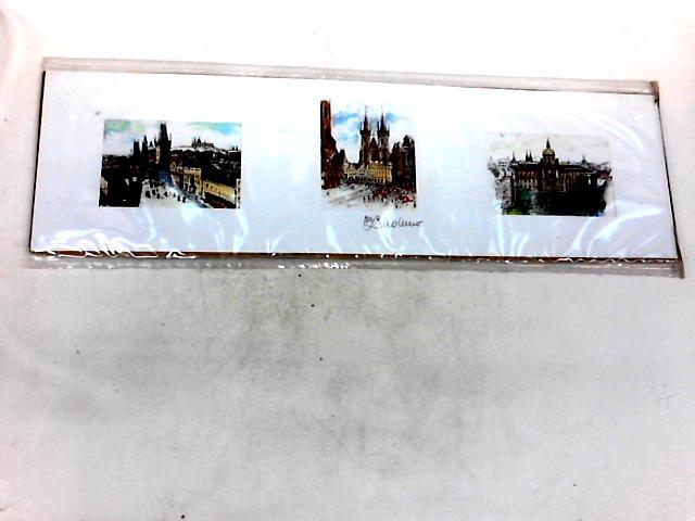 Three Milos Padevet Prints By Milos Padevet