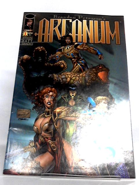 Arcanum #1 Cover A By Brandon Peterson