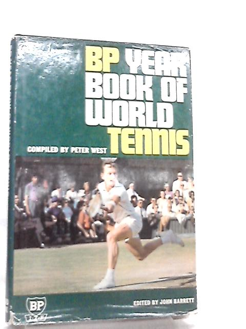 B.P. Yearbook of World Tennis by Peter West