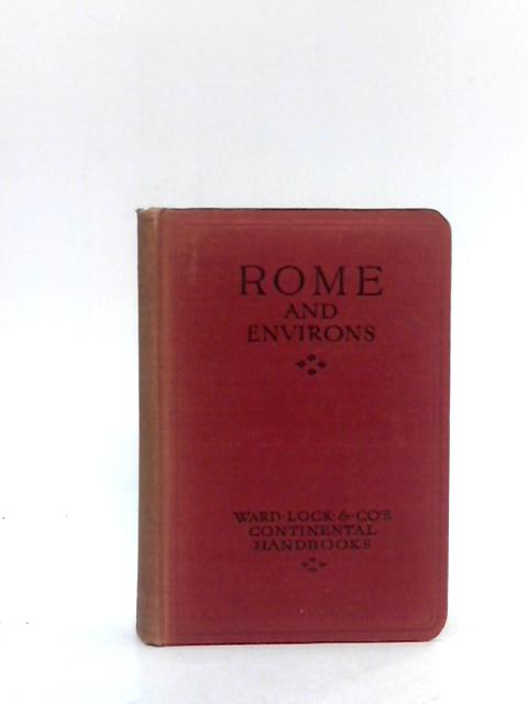 Rome and Environs By Various