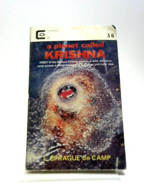 A Planet Called Krishna by L Sprague De Camp