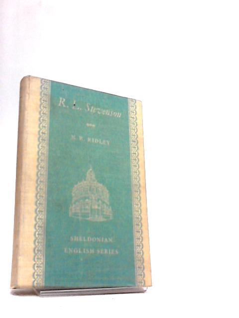 R. L. Stevenson by M. R. Ridley