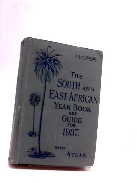 The South and East African Year Book by G. Gordon Brown