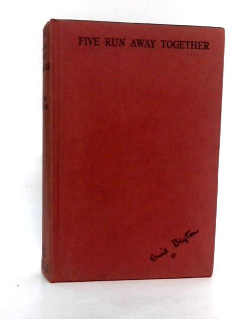 Five run away together by Blyton