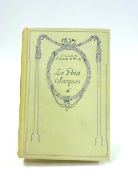 Le Petit Jacques by Jules Claretie