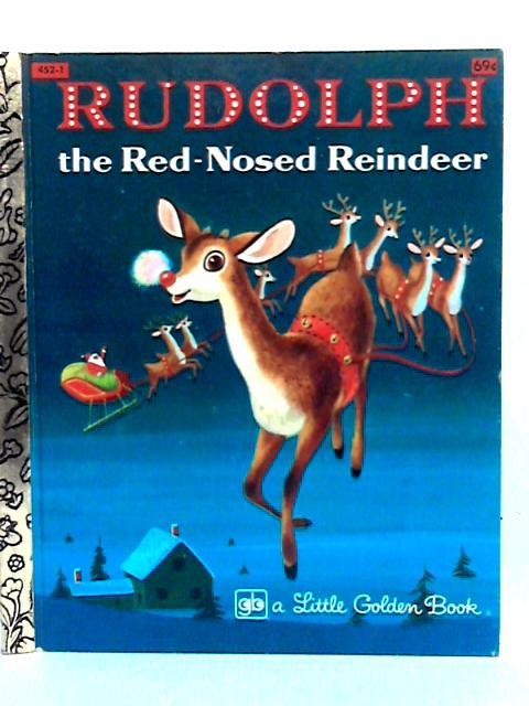Rudolph the Red-Nosed Reindeer by Barbara Shook Hazen