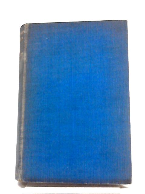 Blue Days at Sea by H.V. Morton