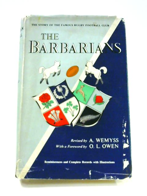 The Barbarians By A. Wemyss