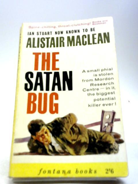 The Satan Bug by Stuart, Ian