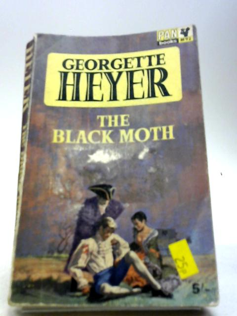 The black moth by Heyer, Georgette