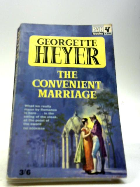 The Convenient Marriage by Heyer, Georgette