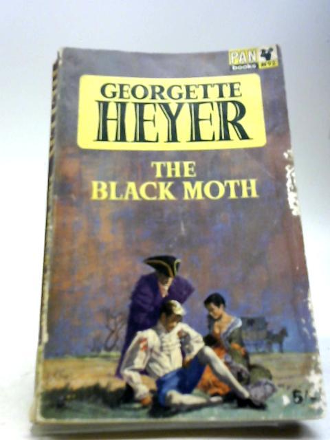 The Black Moth by Heyer, Georgette