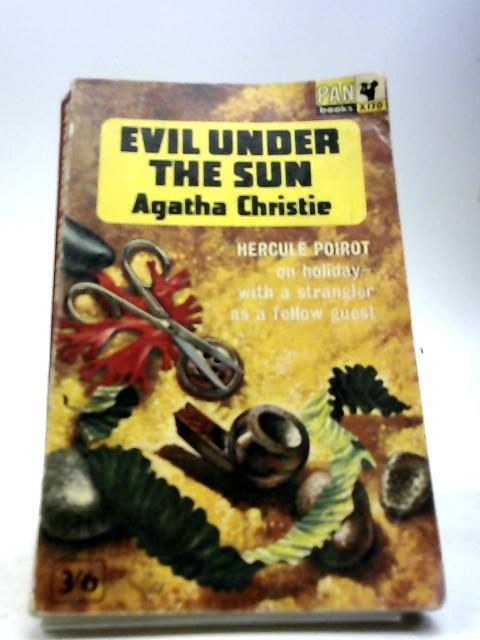 Evil under the sun by Christie, Agatha
