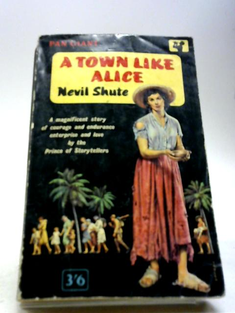 A Town Like Alice by Shute, Nevil