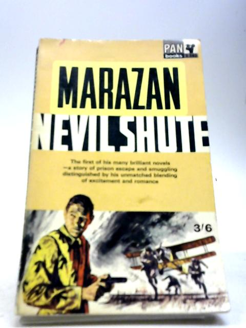 Marazan by Nevil Shute