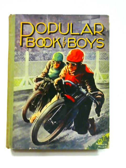 Popular Book for Boys by Various
