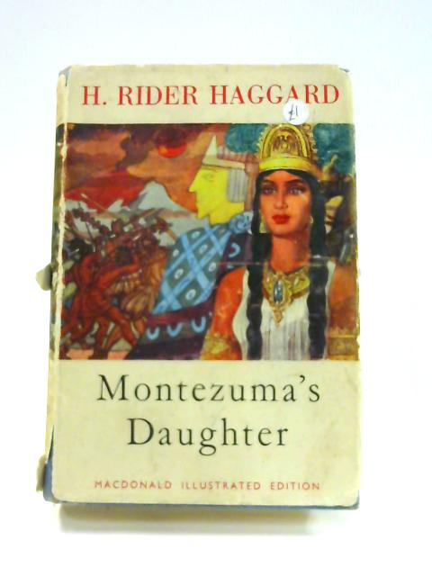 Montezuma's Daughter by H. Rider Haggard