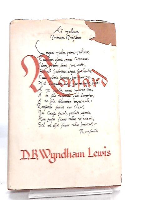 Ronlard by D. B. Wyndham Lewis