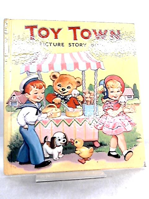 Toy Town Picture Story Book by No Author