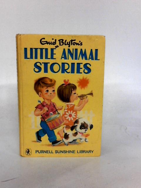 Enid Blyton's Little Animal Stories by Enid Blyton