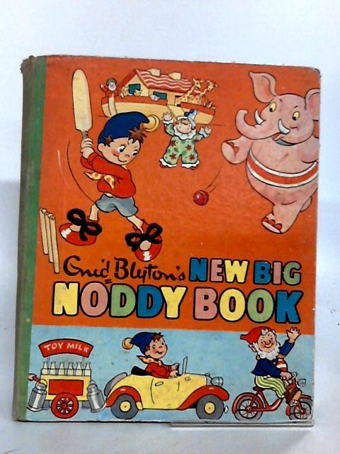 The New Big Noddy Book by Blyton, Enid