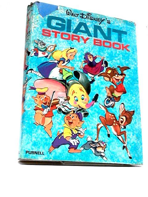 Giant Story Book by Walt Disney
